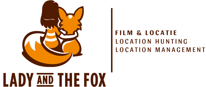 logo lady and the fox